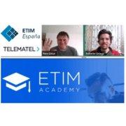 Sesión de ETIM Academy